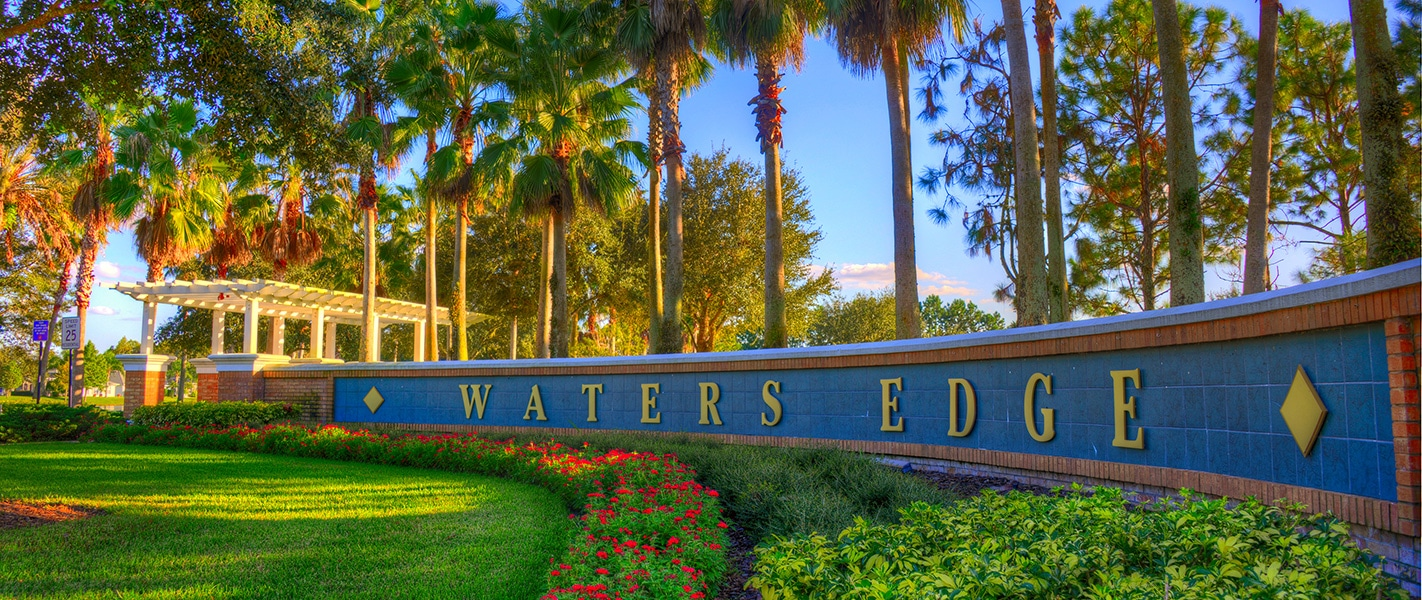 waters edge in port orange is a popular choice