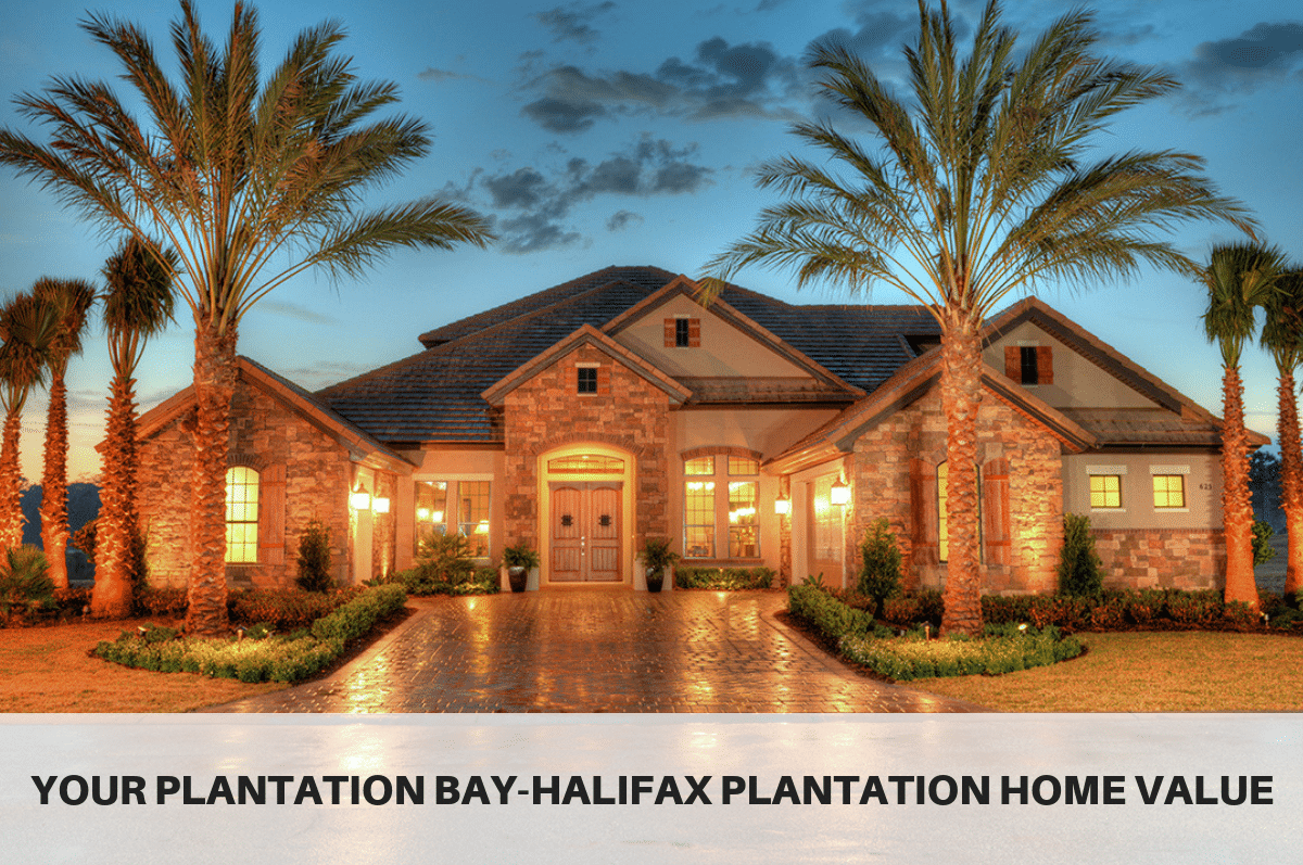 plantation bay halifax plantation home value