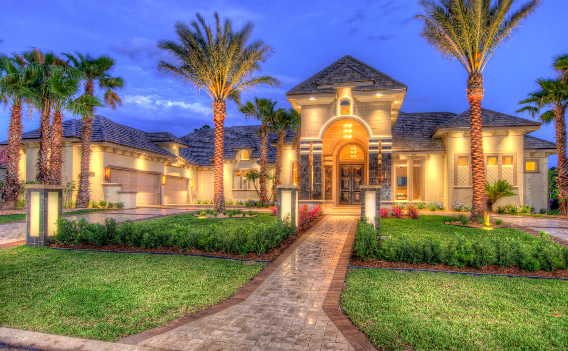 Plantation Bay Luxury Homes